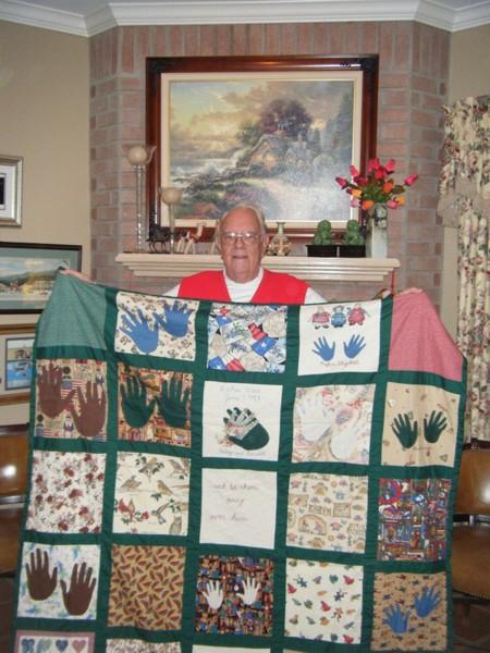 Jerry's blanket